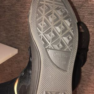 Converse Shoes - Black converse